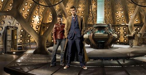 영국 인기드라마 `닥터 후`시즌3