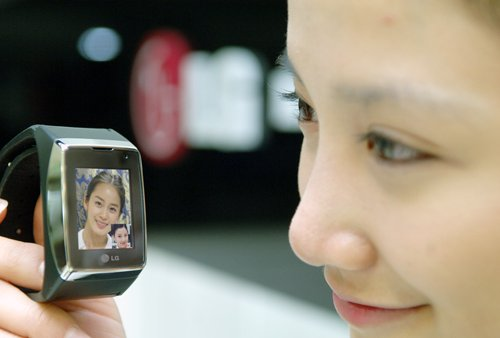손목시계로 영상통화 한다