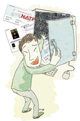 """인터넷 포털, 소스ㆍ플랫폼 개방 """"마음껏 활용하세요"""""""