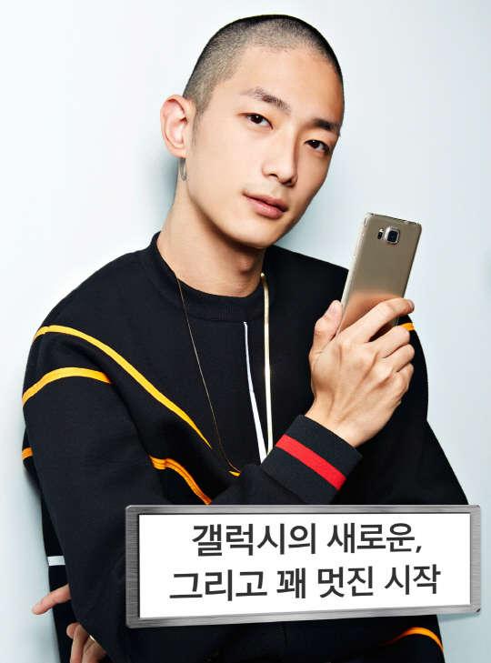 '아이폰6 대항마' 금속테두리 '갤럭시알파' 출격