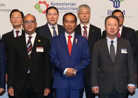 상의, 인도네시아 대통령 초청 `한-인도네시아 산업협력 포럼` 개최