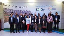 한국감정원, KOICA와 부동산 과세역량강화 글로벌 연수