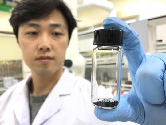 친환경 수소연료 생산 '나노입자 촉매' 개발…활성도 및 성능 우수