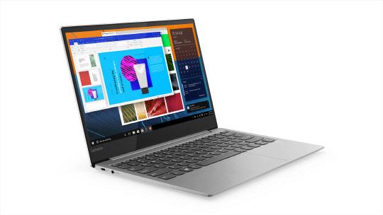 한국레노버, 울트라슬림 노트북 `요가 S730` 출시