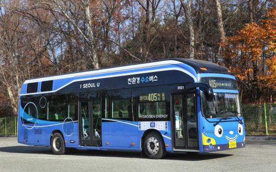 전국 6개 도시에 수소버스 달린다…현대차, 수소차 다변화 고삐
