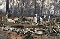 미 캘리포니아 산불 사망자 76명·실종 1300여명