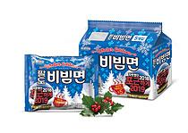 팔도, 비빔면에 우동국물 곁들인 `윈터에디션` 출시