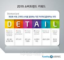 신한카드 내년 소비트렌드 `디테일`