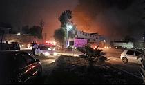 기름 도둑때문에… 멕시코 송유관 폭발사고로 73명 사망