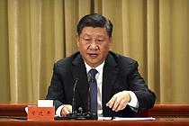 시진핑, 경제 빨간불에 간부 소집… 이방카에 5건의 상표권 예비승인