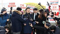 """김태우, 조국 수석 등 추가 고발…""""특검수사 상황 파악 지시"""""""