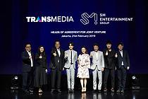 SM, 인도네시아 'CT 그룹'과 손잡고 조인트 벤처 설립