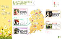 봄여행은 농촌체험휴양마을로 3월 떠나기 좋은 마을 5선 선정