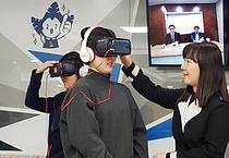 VR로 면접 공포증 극복