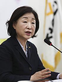 """심상정 """"한국당, 반개혁 의지를 덮으려 과잉대응""""…선거제도 패스트트랙 예정대로 추진"""