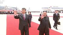 """시진핑, 김정은 만나 """"안보에 도움 주겠다""""…평화체제 협상 등에 역할 커질 듯"""