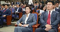 한국당, 여야 3당 원내대표 합의안 거부…국회 정상화 다시 안갯속