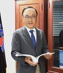 이민우 디지털서울문화예술대 총장