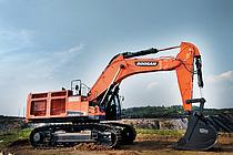 두산인프라코어, 카자흐스탄 등 CIS 시장서 건설기계 판매 20% 급증