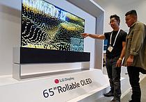 中 `굴기` 맞서 7.8조원 투자하는 LGD, `OLED 대세` 굳히기