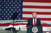 트럼프, `쥐 트윗` 논란 불러온 볼티모어에서 `감세 보따리`