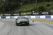 '이기심 벗은' AMG GT 4도어 쿠페…가장 빠른 4도어 차