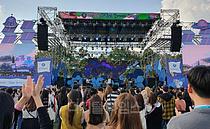 신한카드, '그랜드 민트 페스티벌' 메인 후원사로 참여