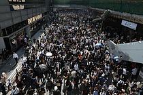 홍콩 `軍투입론`까지… 톈안먼사태 재현 우려