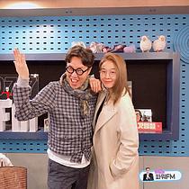 옥주현, `김영철의 파워FM` 출연..캠핑클럽 뒷이야기 전해
