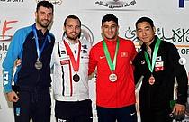 펜싱 남자 사브르 김정환, 국가대표 복귀 첫 동메달