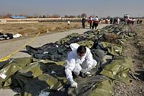 이란 `우크라 여객기 격추` 수습 진땀