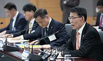 [포토] 저축은행업계 CEO 만난 은성수 금융위원장