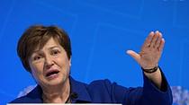 """게오르기에바 IMF 총재 """"美·中 불확실성 줄었지만 여전히 갈길 멀어"""""""