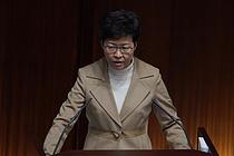 """""""홍콩, 일국양제 기반 성공원해""""… 캐리 람 `習 통제 강화說` 부인"""