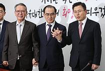 탈북민 최초 지역구 출마 선언한 태영호
