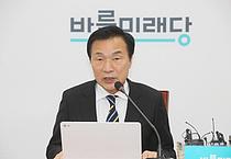 """""""24일 평당원으로 백의종군"""" 黨 대표서 물러나는 손학규"""
