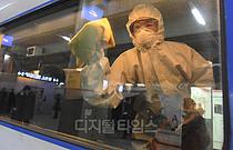 [포토] 한국철도공사, 철저한 코로나19 방역