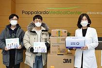 KAIST 중국인 학생·교수, 대구에 의료물품 지원