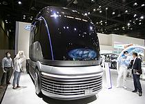 [포토] 현대자동차, 수소 전용 대형트럭 `넵튠` 공개