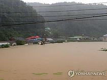 [속보]음성 주천저수지·성산천 범람 위기 650여가구 대피령