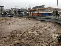 [속보]광주천 범람 위기·나주 지석천 홍수 경보