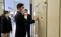 이재용 부회장, 주한일본대사 만나 기업인 입국 제한 완화 요청