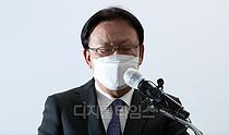 [포토]사과문 발표하는 CJ대한통운 박근희 대표