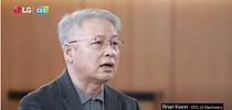 [CES 2021] 권봉석 LG전자 사장-코타기리 마그나 CEO,글로벌 전기차시장 함께 공략