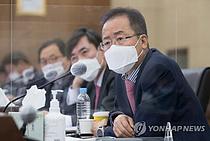 홍준표, `백신·치료재원 전액 국가부담` 코로나 퇴치 특별법 발의