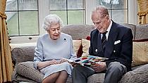 """영국 여왕 남편 필립공, 감염으로 치료중…""""당분간 계속 입원"""""""