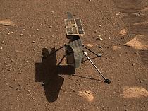 NASA 화성 우주헬기 첫비행 14일 이후로 연기