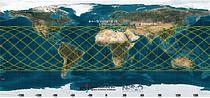 우주서 추락하는 중국 우주발사체…한반도 떨어질 가능성 `낮다'