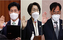 """'부적격' 꼬리표 후보 3인방…전문가들 """"채택 강행시 민심 이반 불가피"""""""