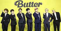 """BTS, `버터`로 빌보드 싱글 1위…""""9개월 사이 4번째 1위 달성"""""""
